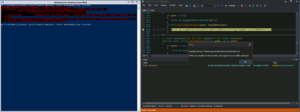 Troubleshooting PowerShell and  NET: When error messages are